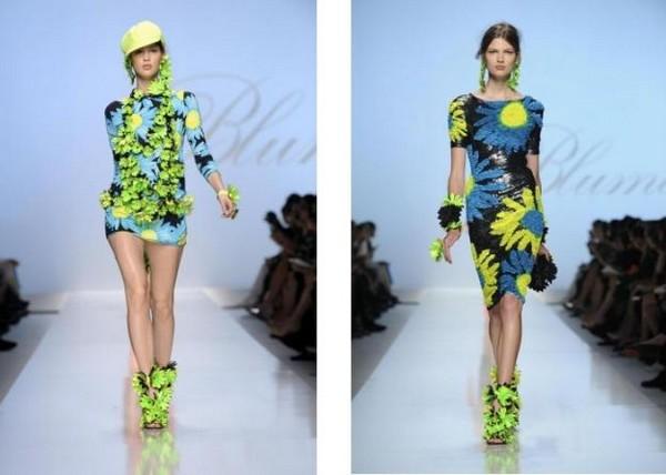 flower power ragazze romantiche e tutto per voi tendenze collezione primavera estate 2012 08