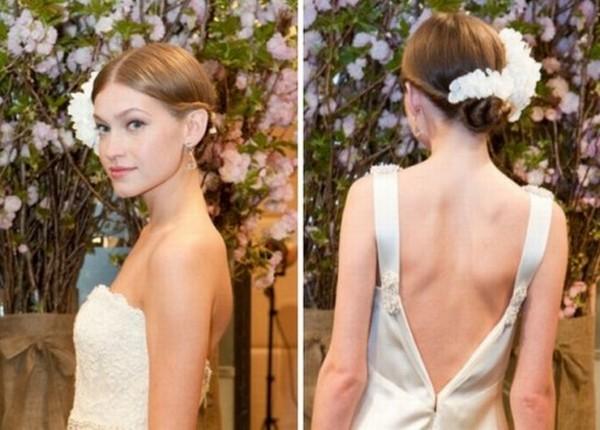 acconciature sposa in perfetto stile vintage capelli primavera estate 2012 01