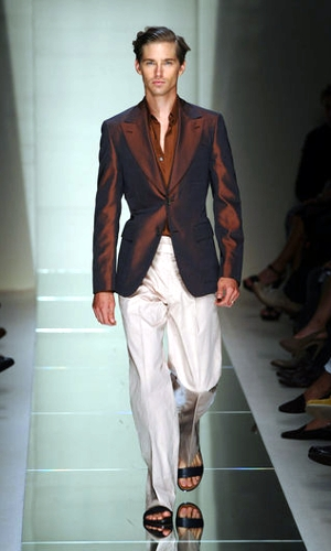 salvatore ferragamo giacca primavera estate 2011