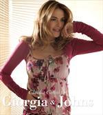 Claudia Gerini nuovo volto di Giorgia & Johns