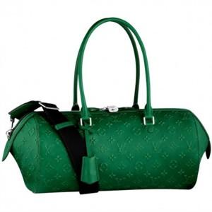 louis vuitton verde smeraldo borsa pe 2013