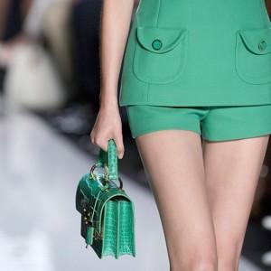 verde smeraldo borsa pe 2013