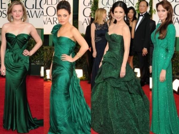 verde smeraldo pe 2013