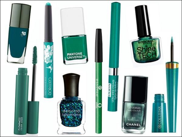 verde smeraldo trucco 2013