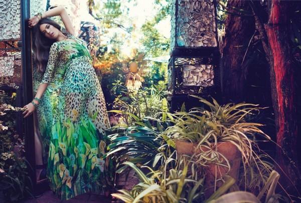blugirl donna collezione primavera estate 2012 01