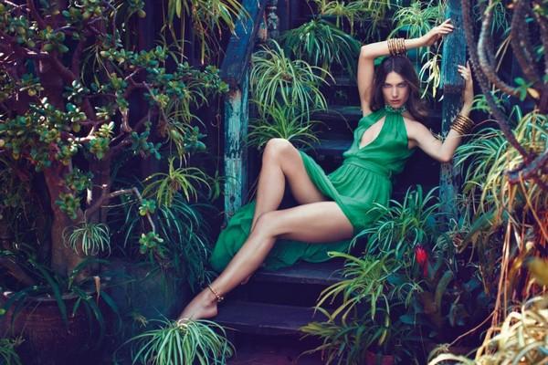 blugirl donna collezione primavera estate 2012 02