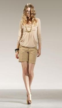 anna rachele collezione primavera estate 2010 pantaloncino