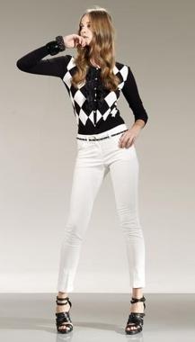 anna rachele collezione primavera estate 2010 pantalone