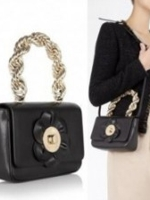 Moschino Cheap And Chic, clutch che passione!