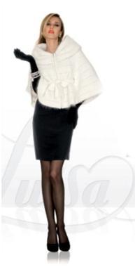 Luisa Spagnoli Collezione Autunno Inverno 2010 2011 Magazine Donna