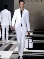 Gucci Sfilata Collezione Uomo Primavera Estate 2010