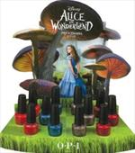 "OPI per ""Alice in Wonderland"""
