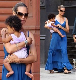 maxi dress per una comoda celebrita tendenze collezione primavera estate 2012 02