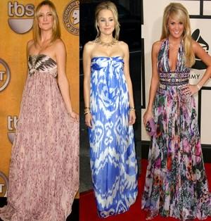 maxi dress per una comoda celebrita tendenze collezione primavera estate 2012 05
