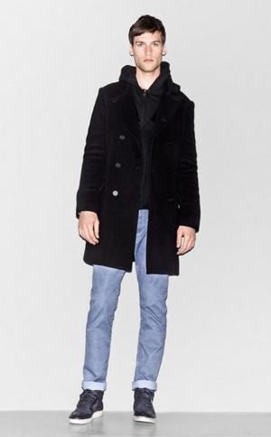 casual sportivo ed elegante tutti i look di sisley uomo collezione autunno inverno 2012 2013 02