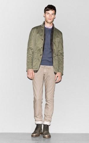casual sportivo ed elegante tutti i look di sisley uomo collezione autunno inverno 2012 2013 03
