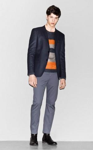 casual sportivo ed elegante tutti i look di sisley uomo collezione autunno inverno 2012 2013 05