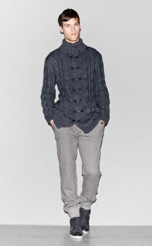 casual sportivo ed elegante tutti i look di sisley uomo collezione autunno inverno 2012 2013 06