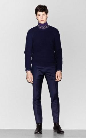 casual sportivo ed elegante tutti i look di sisley uomo collezione autunno inverno 2012 2013 08