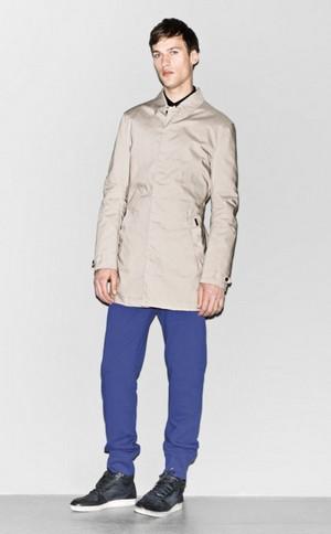 casual sportivo ed elegante tutti i look di sisley uomo collezione autunno inverno 2012 2013 09