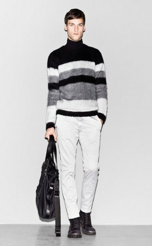 casual sportivo ed elegante tutti i look di sisley uomo collezione autunno inverno 2012 2013 10
