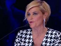 Simona Ventura sceglie Salvatore Ferragamo per X Factor 5
