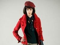 Donna in rosso, Tendenza Autunno Inverno 2009-2010