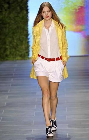 tommy hilfiger shorts primavera estate 2011
