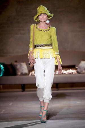patrizia pepe donna collezione primavera estate 2012 01