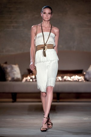f237869493b Patrizia Pepe collezione Primavera Estate 2012 - Magazine Donna ...
