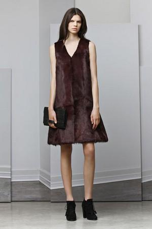 maxi eleganza con neil barrett per un autunno inverno oversize donna collezione autunno inverno 2012 2013 04