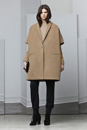 maxi eleganza con neil barrett per un autunno inverno oversize donna collezione autunno inverno 2012 2013 07