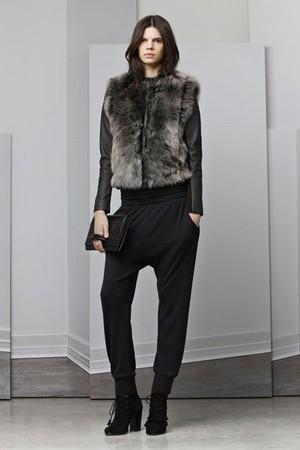 maxi eleganza con neil barrett per un autunno inverno oversize donna collezione autunno inverno 2012 2013 10
