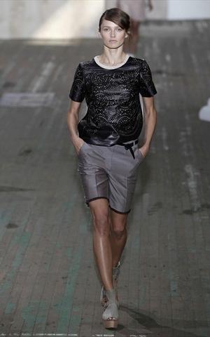 phillip lim shorts lucido primavera estate 2011
