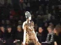 Burberry Prorsum Sfilata Collezione Donna Autunno - Inverno 2008/2009 II parte