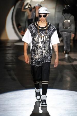 frankie morello maxi t shirt pe 2013