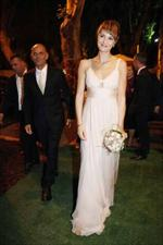 Paola Cortellesi, sposa d'Autunno