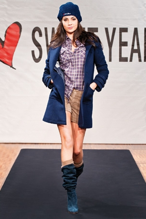 sweet years short autunno inverno 2010 2011