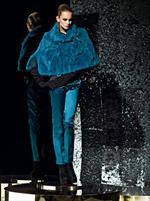 La pelliccia colorata per l'Autunno Inverno 2012 2013