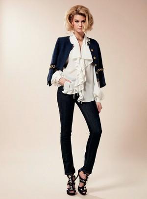blumarine donna collezione primavera estate 2012 14