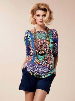 blumarine donna collezione primavera estate 2012 18