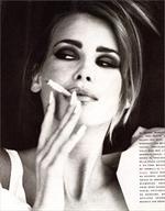 Il mondo della moda contro le sigarette