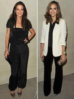Katie Holmes e Jessica Alba, le dive scelgono Armani