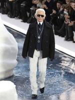Iceberg dalla Svezia per la Collezione Chanel Autunno Inverno 2011
