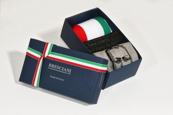 bresciani scatolina unita d italia collezione 2011