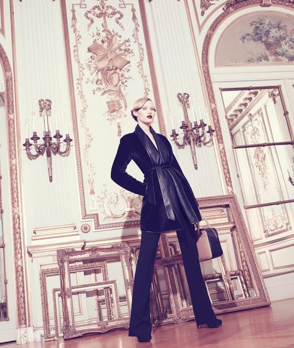 lusso eleganza e dettagli che fanno la differenza con max mara donna collezione autunno inverno 2012 2013 01
