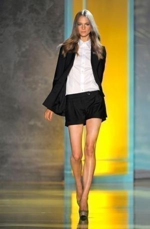 patrizia pepe shorts primavera estate 2011