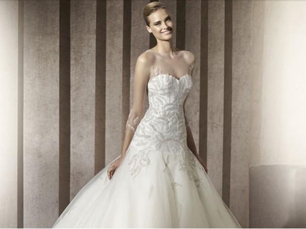 pronovias donna collezione primavera estate 2012 01