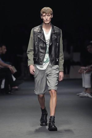 neil barrett uomo collezione primavera estate 2012 13
