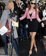 Anche le celebrità vestono low cost